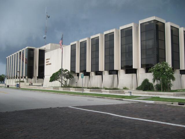 Sanford  FL  Courthouse  Seminole County  08-08-2010 '9' image