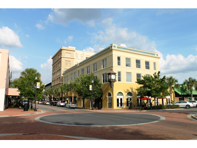 Downtown Winter Haven  Florida image