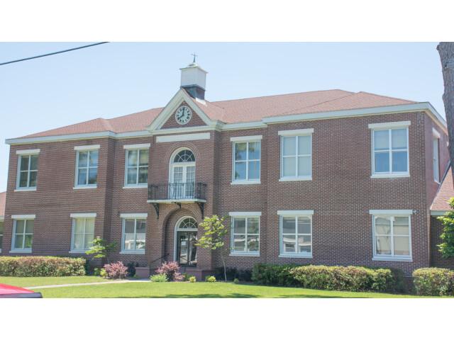 Brantley County Courthouse  Nahunta  GA  USA image