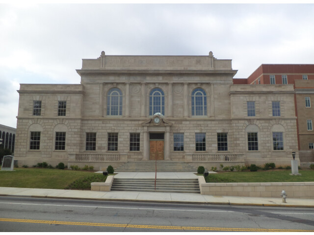 Carroll County Courthouse 1928 image