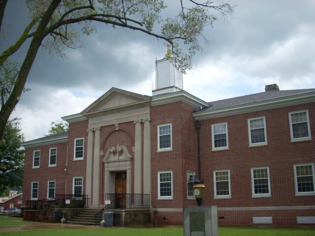 Catoosa County Courthouse  Ringgold  Georgia image