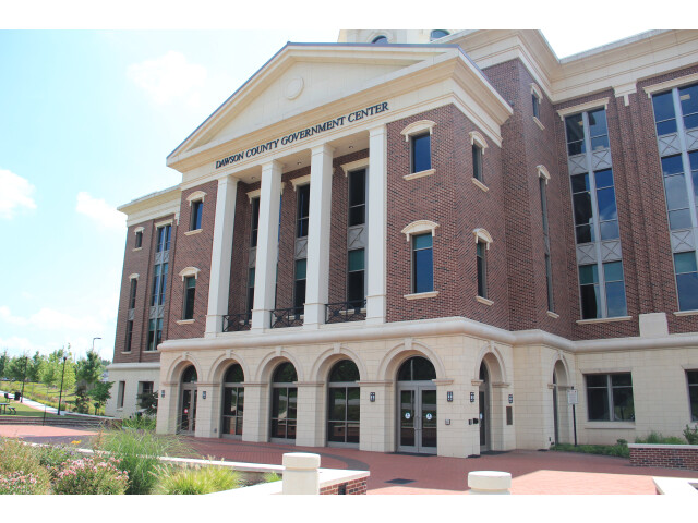 Dawson County Courthouse  Georgia image