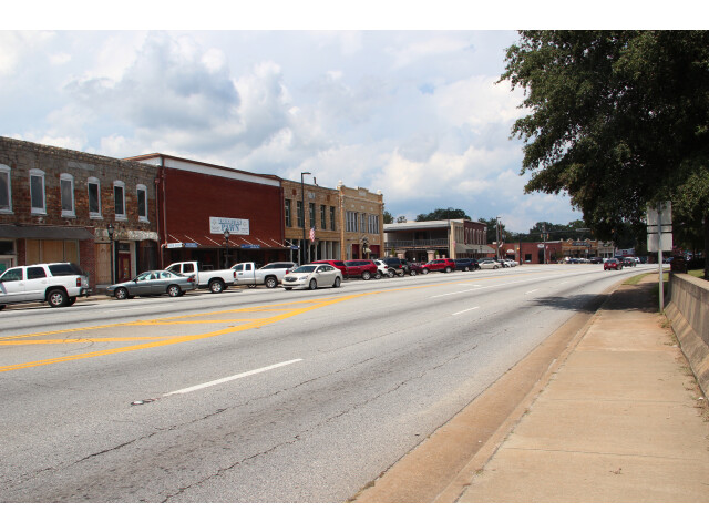 US Route 29 in Fairburn  Georgia image