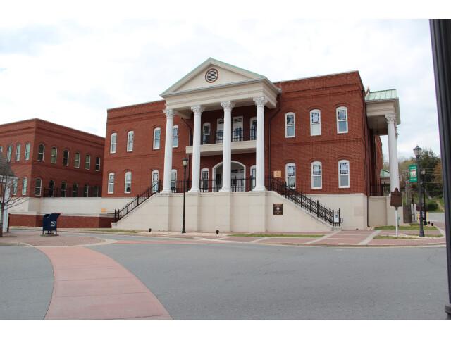 Ellijay courthouse image
