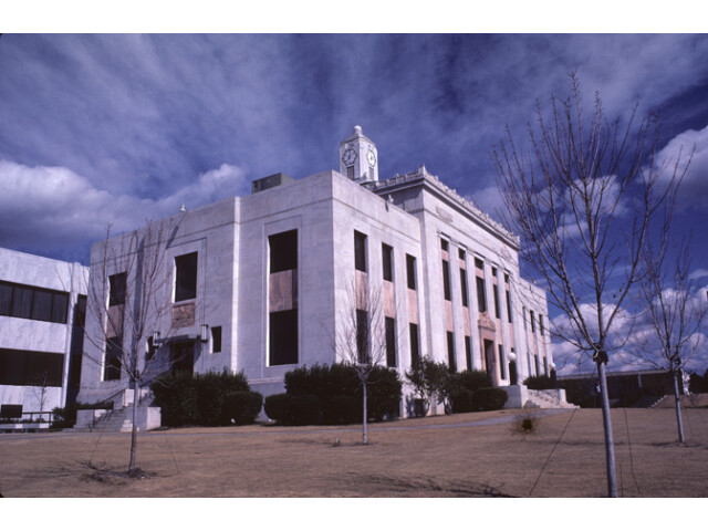 Hall County Georgia Courthouse image