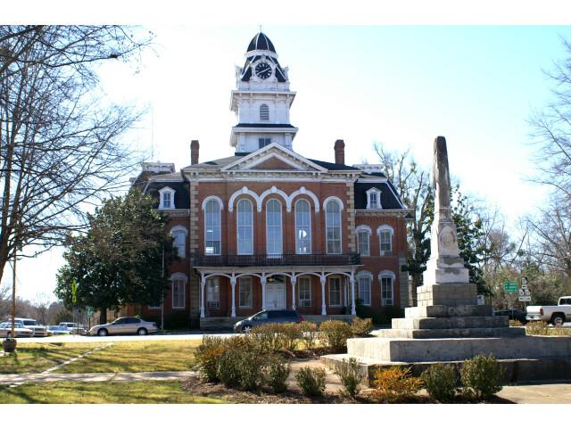 Hancock County Courthouse - panoramio image