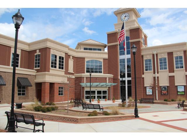 Lilburn City Hall  March 2017 image