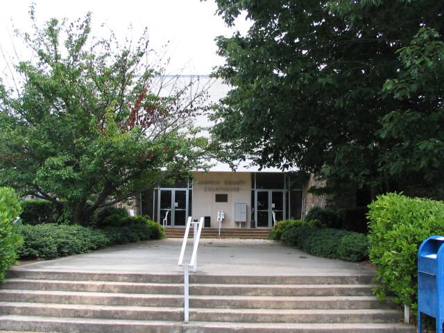 Lumpkin County Georgia Courthouse image
