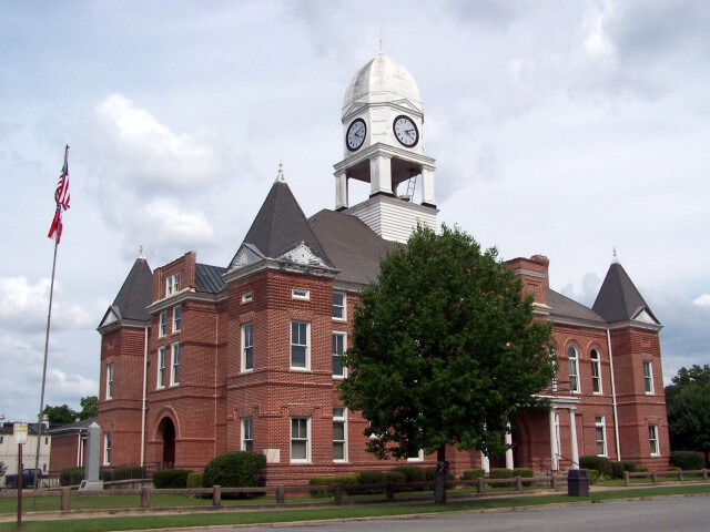 Macon County Courthouse image
