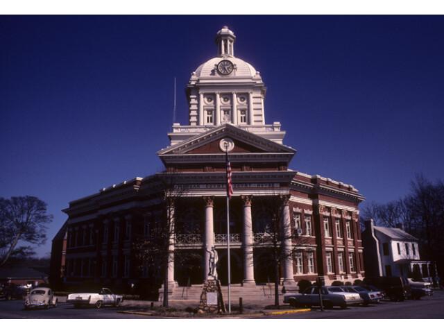 Morgan County Georgia Courthouse image