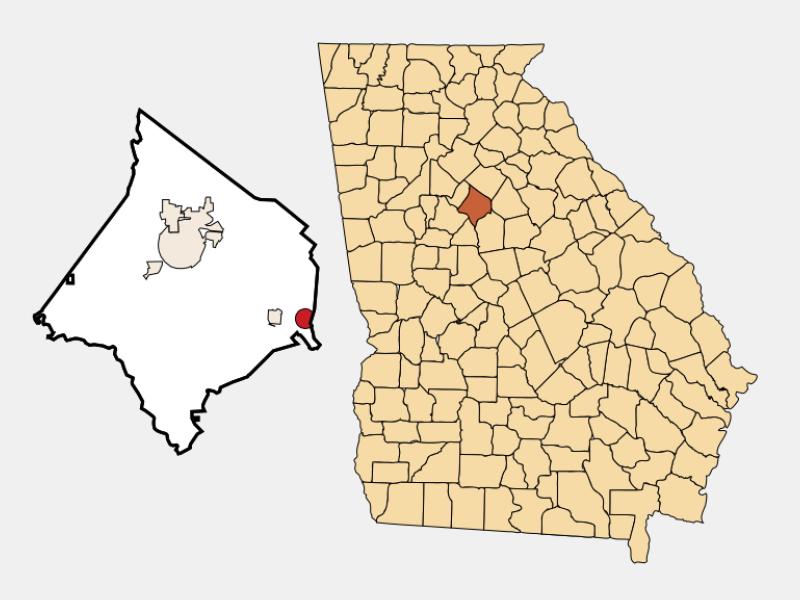 Newborn location map