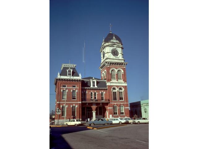 Newton County Georgia Courthouse image