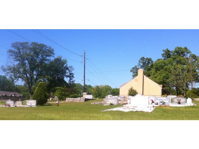 Panthersville Presbyterian Church Cemetery image