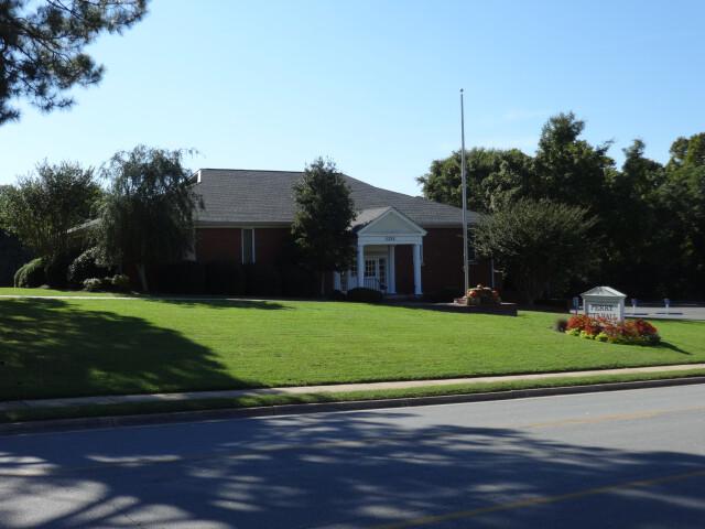 Perry City Hall  Georgia image