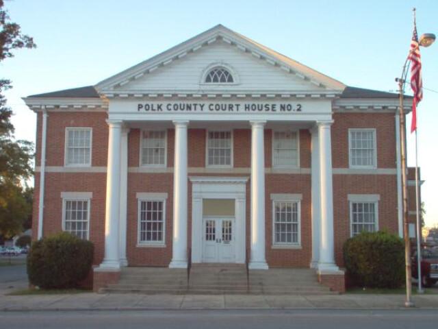 Courthouse of Polk County  Georgia image