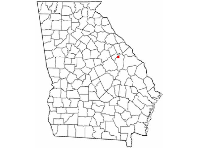Stapleton locator map