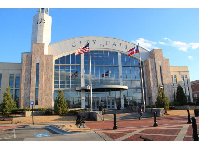 Suwanee Georgia City Hall image