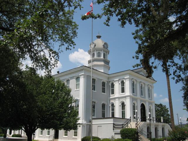 Thomas County Courthouse image
