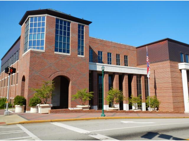 Troup County Georgia Government Center image