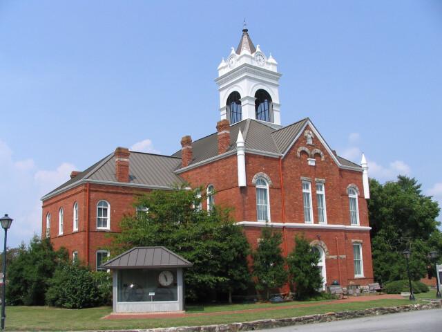 Union County Georgia Courthouse image