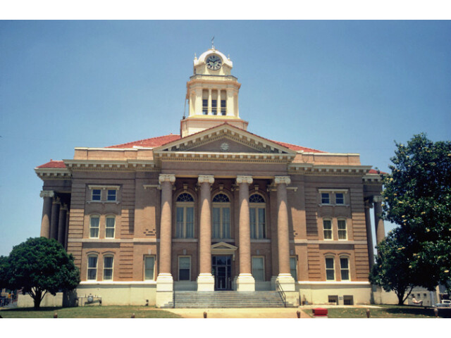 Upsom County Georgia Courthouse image