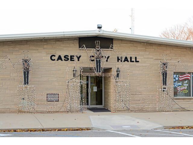 City Hall  Casey  IL  US image