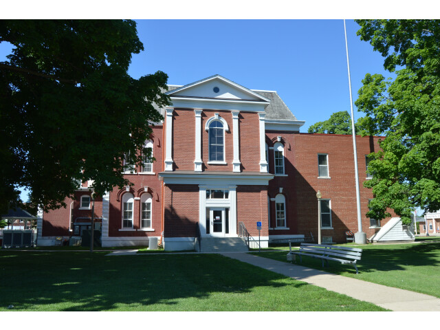 Cass County Courthouse  Virginia image