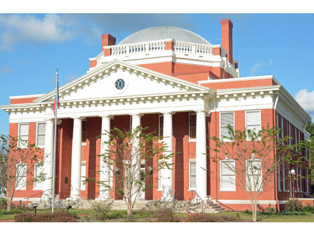 Effingham County Courthouse  Springfield  GA  US image