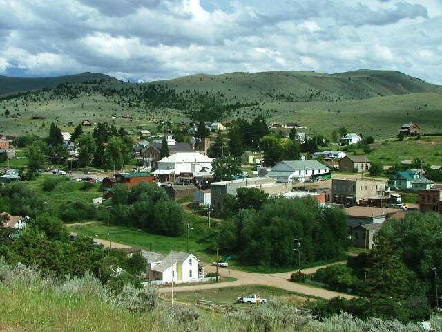 Virginia City  Montana image