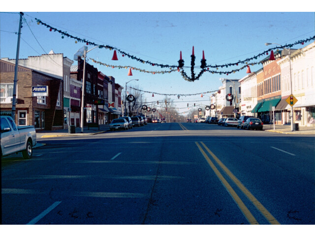 Downtown Marshall IL image