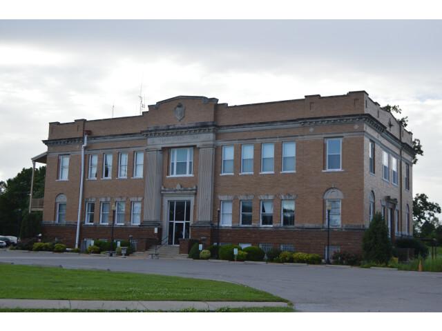 Pulaski County Courthouse  Mound City image