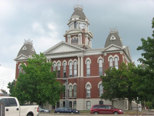 Shelby County Courthouse in Illinois image