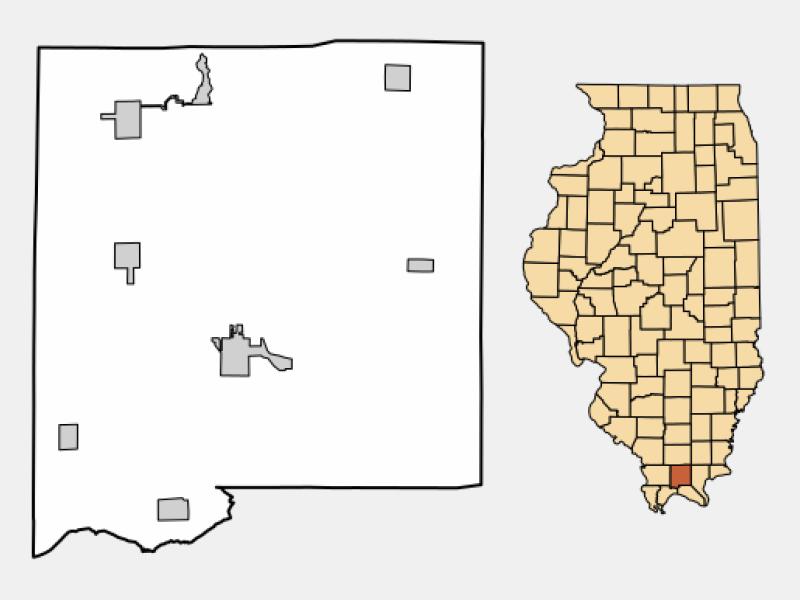 Vienna locator map