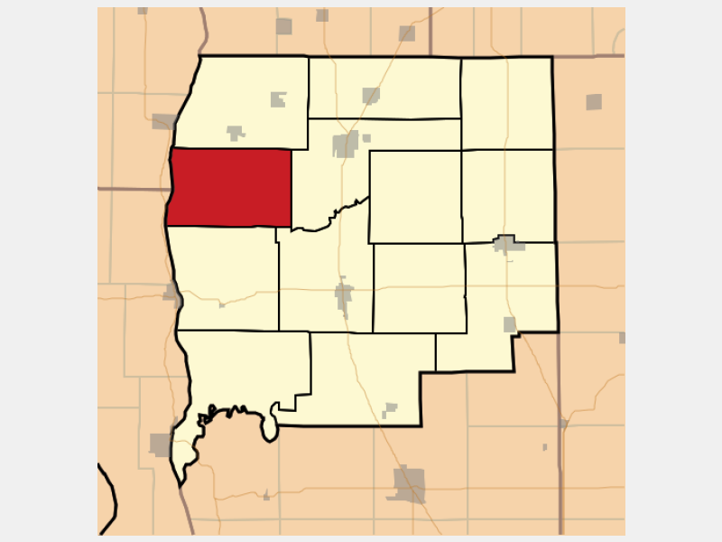Walkerville location map
