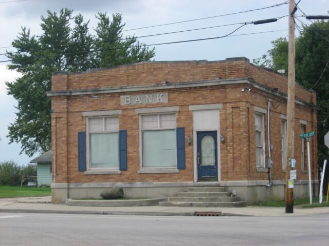 Bank in Boston  Indiana image