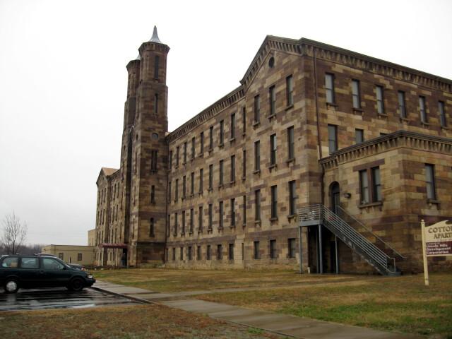 Cannelton Cotton Mill1 image
