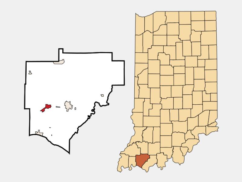 Chandler locator map