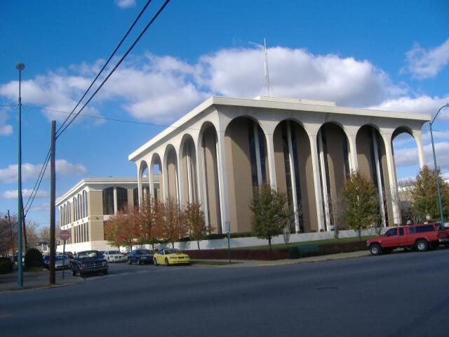 Clark County Courthouse Indiana 001 image