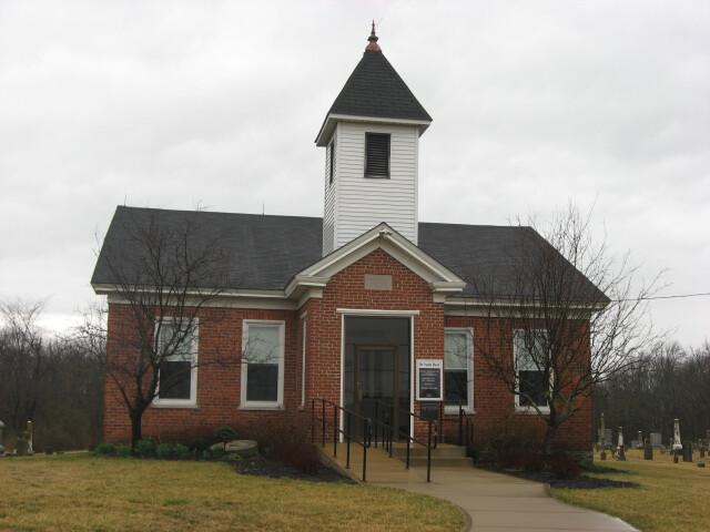 Old Franklin United Brethren Church image