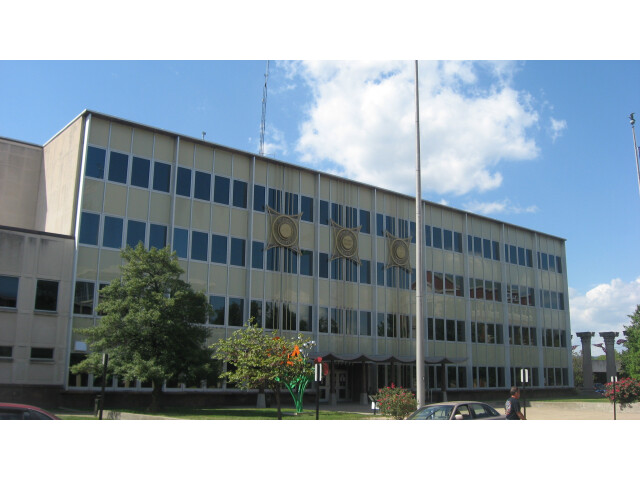 City-County Building in New Albany image