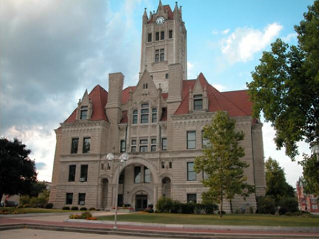 Hancock Courthouse 8387 image