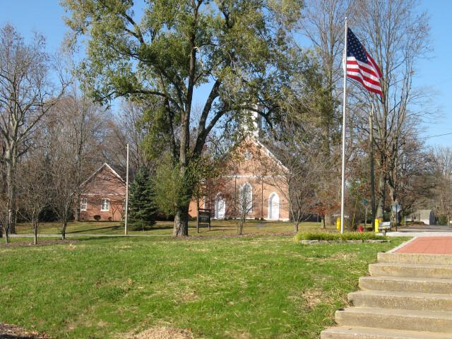 Hanover Presbyterian Church from Firemans Park image