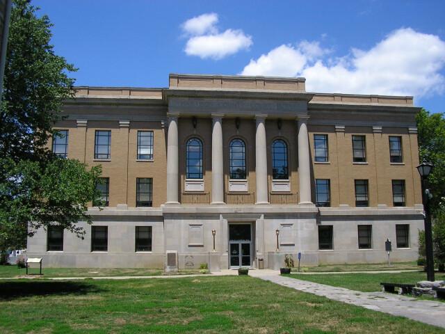 Harrison county indiana courthouse image