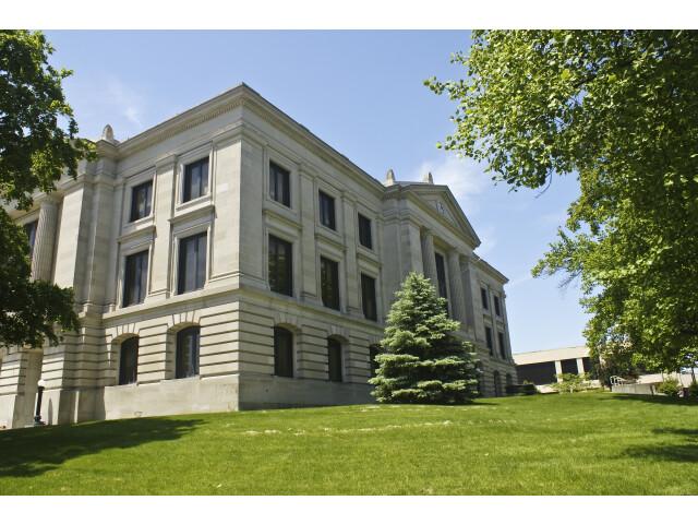 Hendricks County Indiana Courthouse image