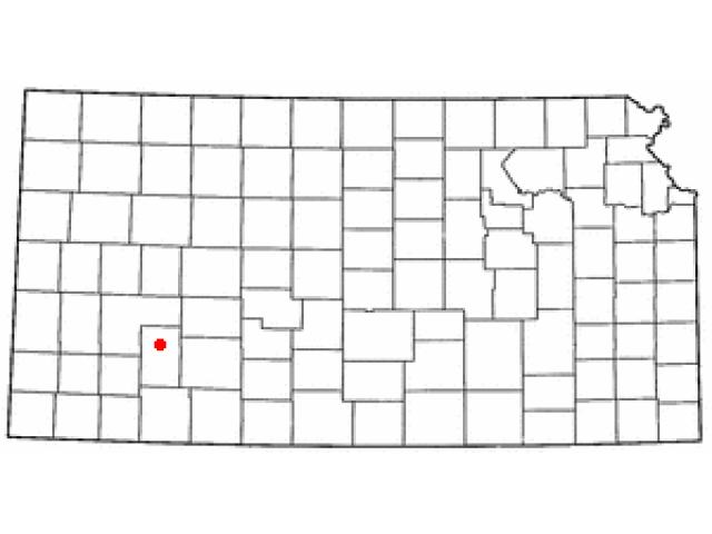 Ingalls locator map
