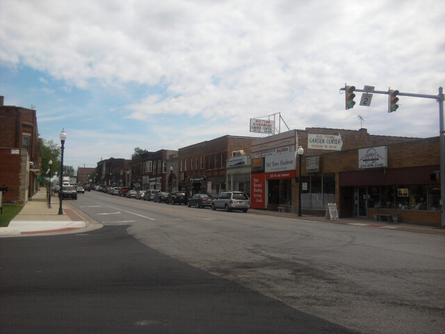 Commercial Avenue in Downtown Lowell image