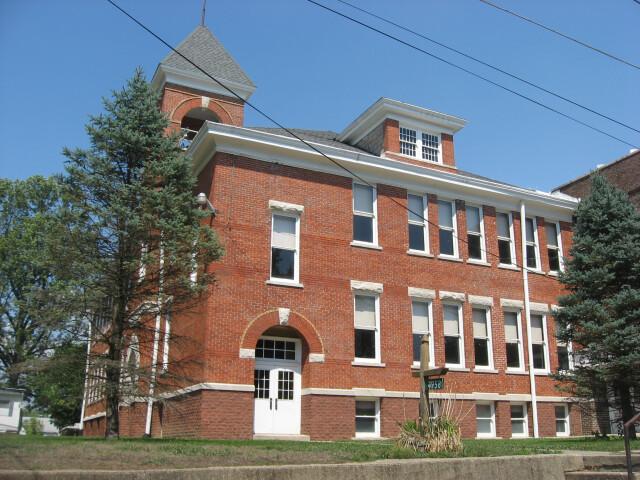 Wabash Township Graded School image