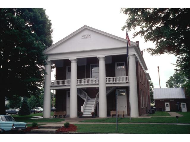 Ohio County Indiana Courthouse image
