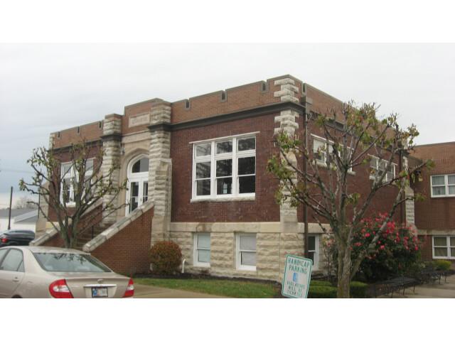 Osgood Carnegie library image