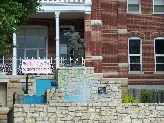 Tell City  Indiana Town Hall image